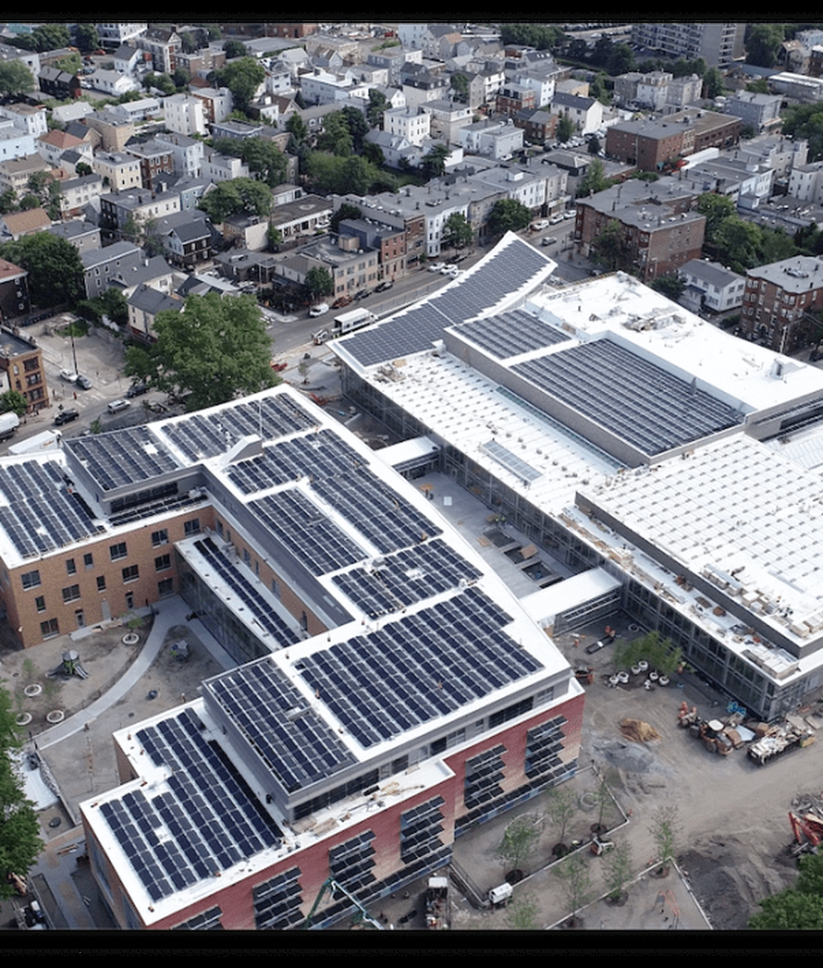 King Open Bifacial Rooftop