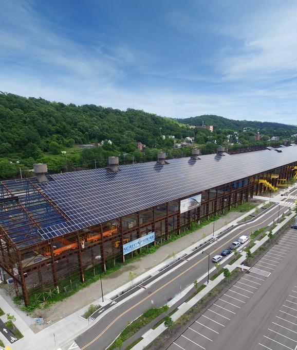 Mill 19 Bifacial Rooftop
